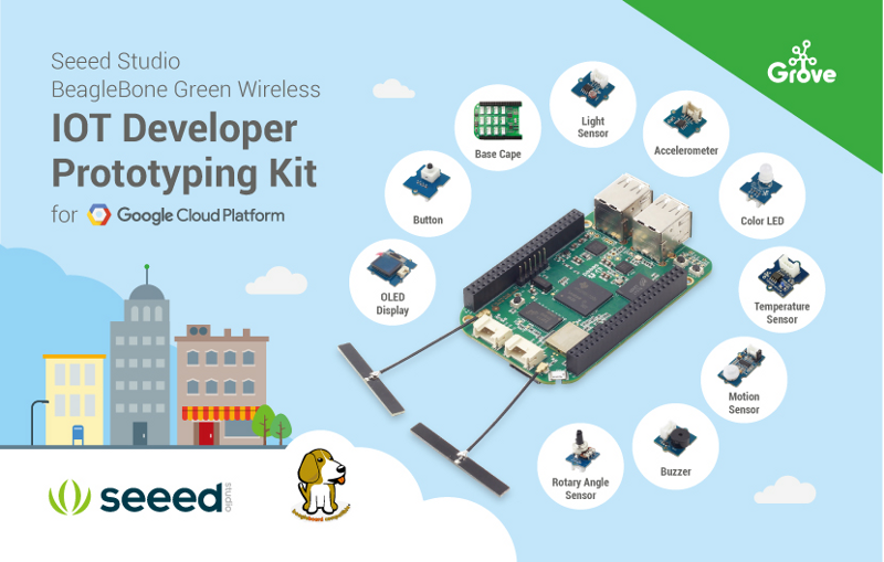 Google Launches IoT Developer Kit