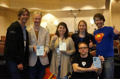 Rijksmuseum wins 3 awards at the Museums and the Web conference
