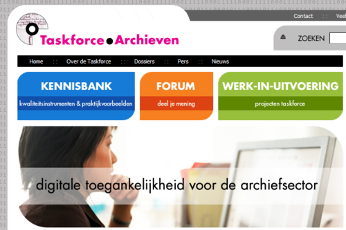 Taskforce Archieven