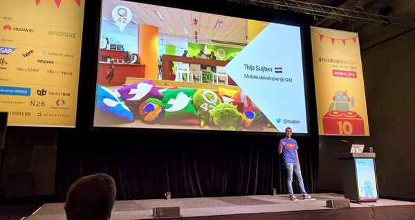 Droidcon Berlin 2018: de learnings