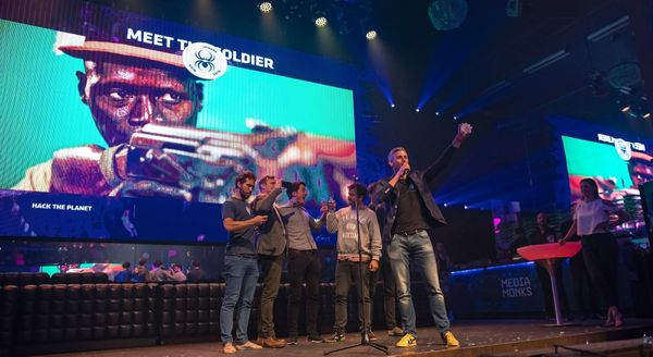 Gouden SpinAward voor Hack The Planet