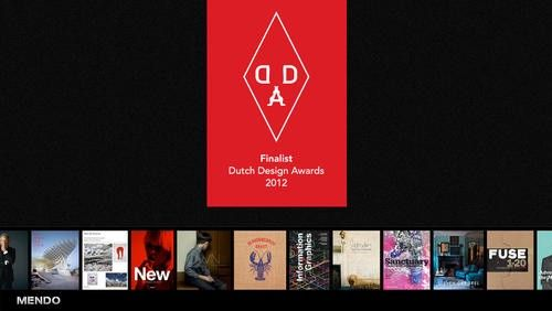 MENDO finalist Dutch Design Awards