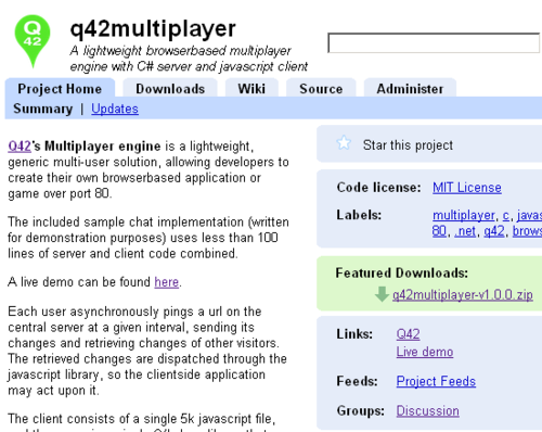 Multiplayer engine wordt open source
